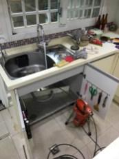 通廚房水管