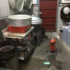 阿威通管行 餐廳排水孔堵塞