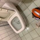 上完廁所 馬桶滿水位不退