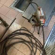 阿威通管行 內湖區通水管截油槽堵塞