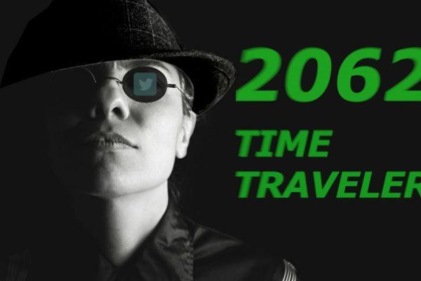 2062年の未来人がツイッターに登場!(新たな暗号の意味は?)
