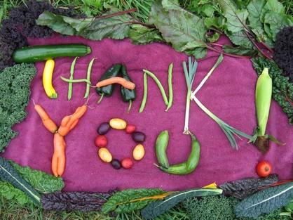 Thank You Veggies 2 2