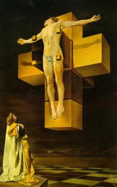 salvador-dali-crucifixion-corpus-hypercubus-1954_t1