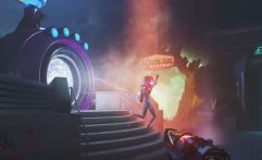 zombies in spaceland call of duty infinite warfare map layout twitter facebook blogger cod zombified easter egg guide walkthrough 15