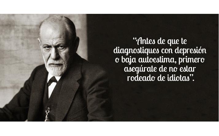 Frases Para Recordar A Sigmund Freud 0limites