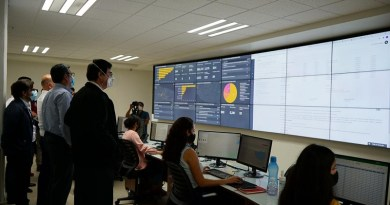 Centro de Inteligencia en Salud, ejemplo contra COVID-19