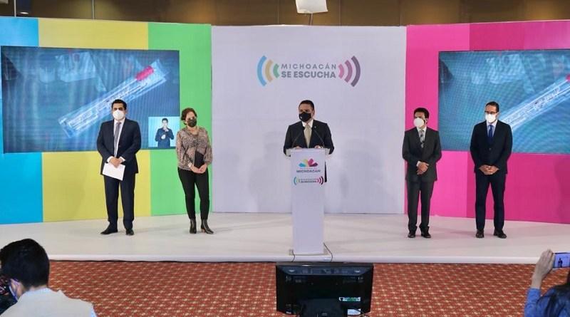 Protocolos sanitarios y vigilancia se reforzarán en Semana Santa: Gobernador