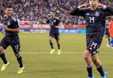 México vs Estados Unidos; en el Preolímpico de Concacaf.