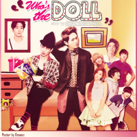 FF ONKEY : WHO'S THE DOLL? || Chapter 10