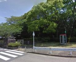倉霊園太刀洗門前の電話ボックス