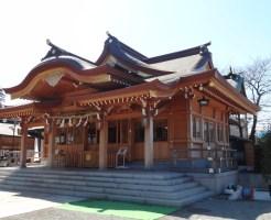 町田 菅原神社