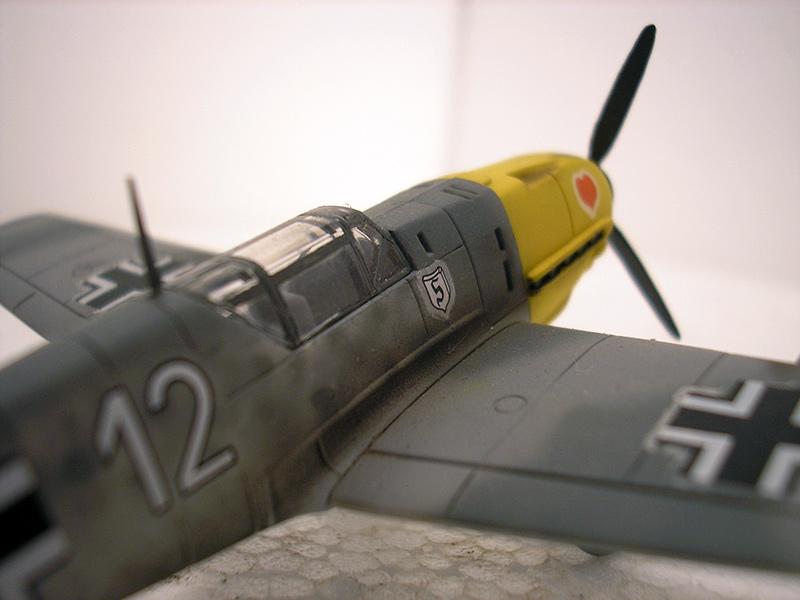 German WWII Messerschmitt Me109e Aircraft