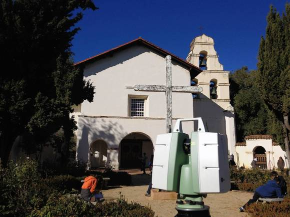 San Juan Bautista, a Central Coast mission founded in 1797