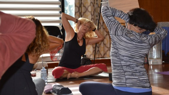 One-Yoga---Personal-Process-of-Yoga---Susan-Smith-with-Student