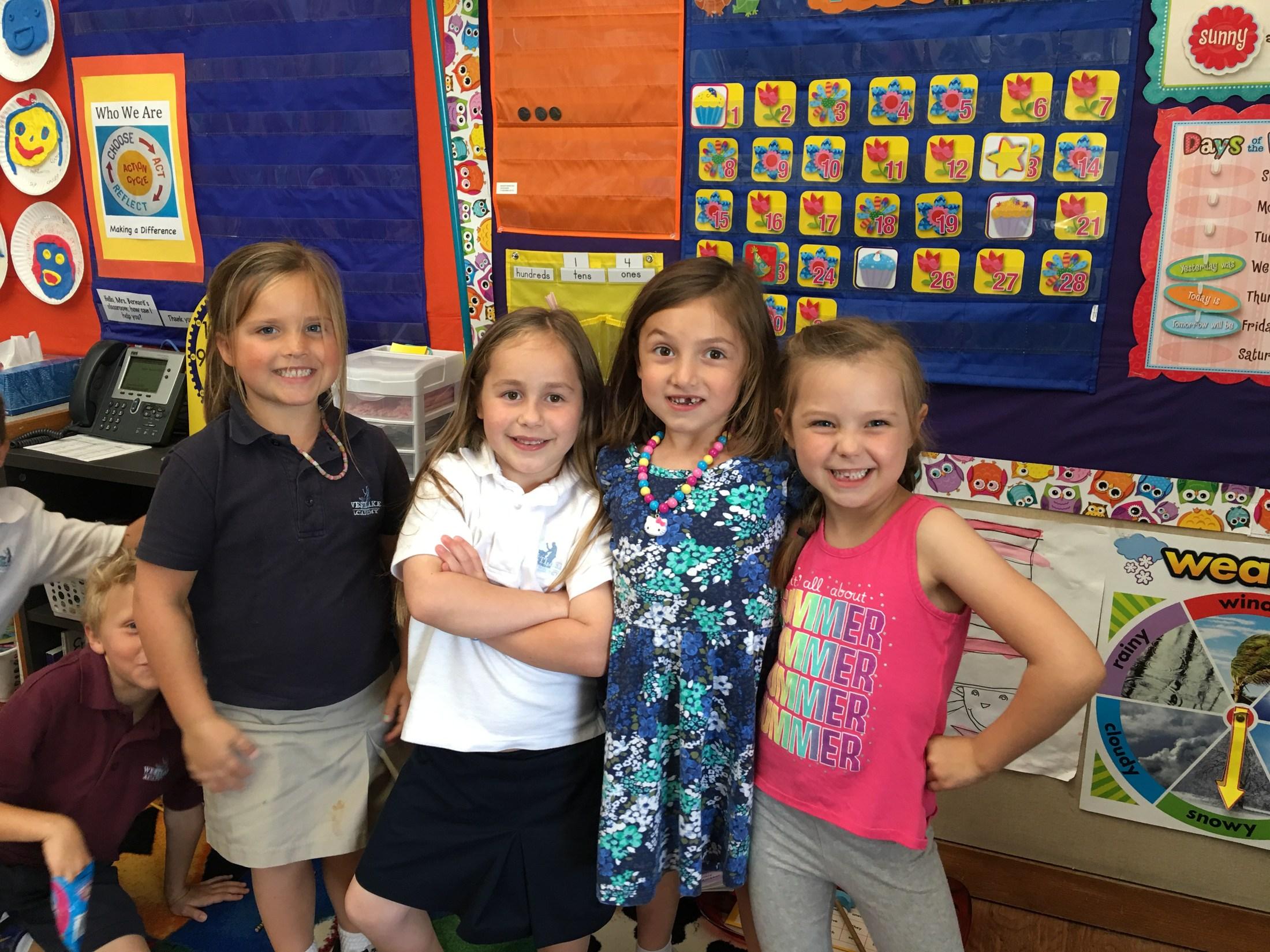 Kindergarten After School Activities