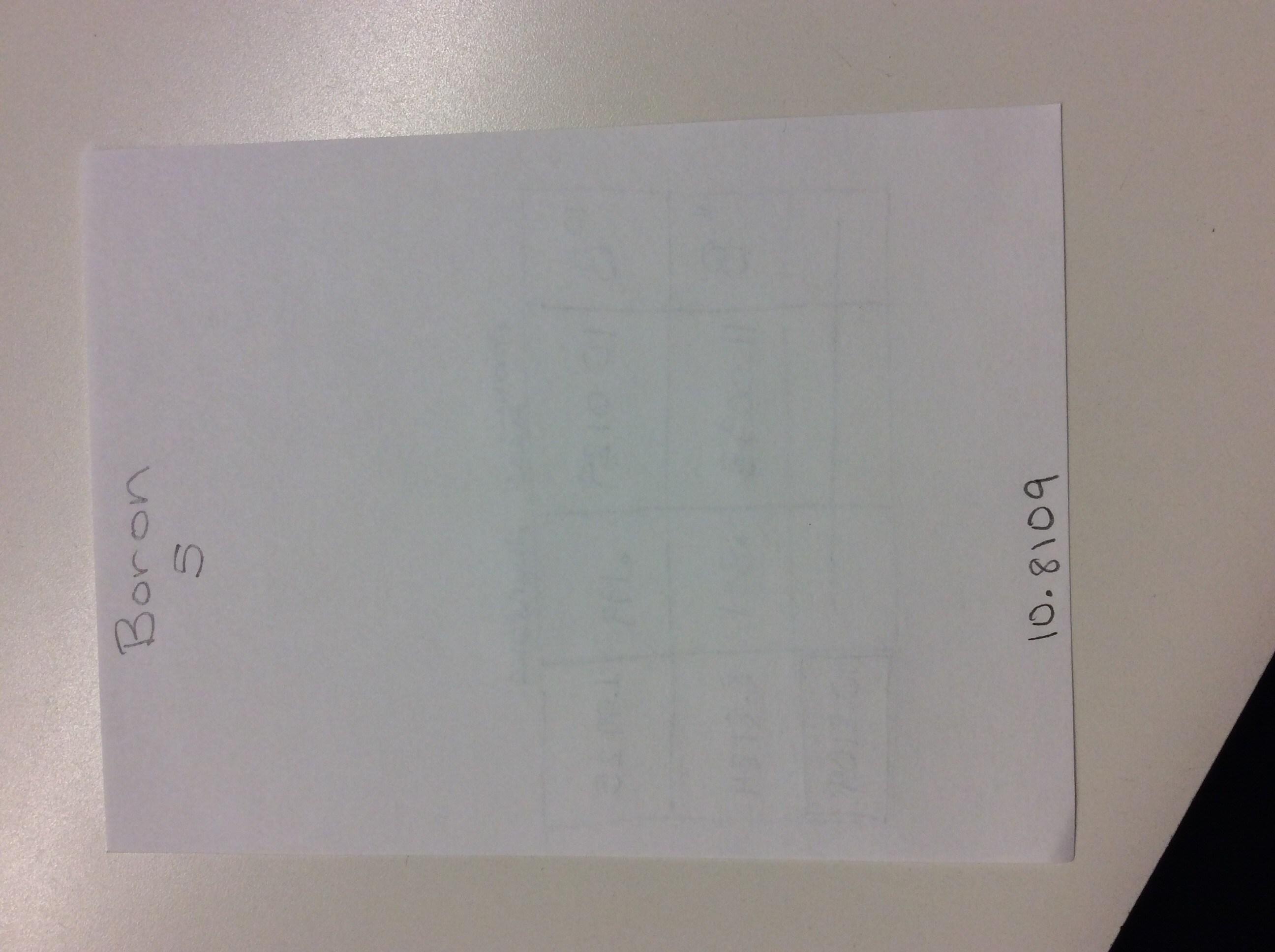 Worksheet Limiting Reactants
