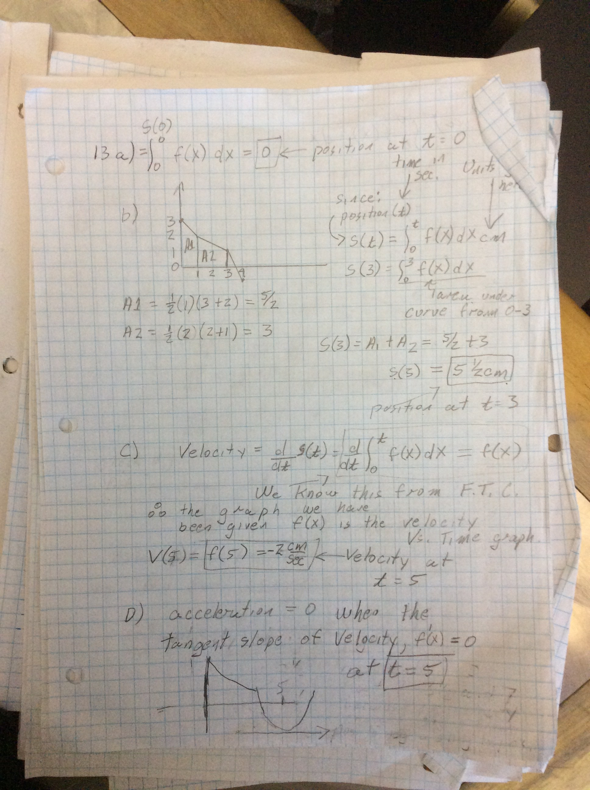 Ap Calculus Ab Worksheet 122 Answers