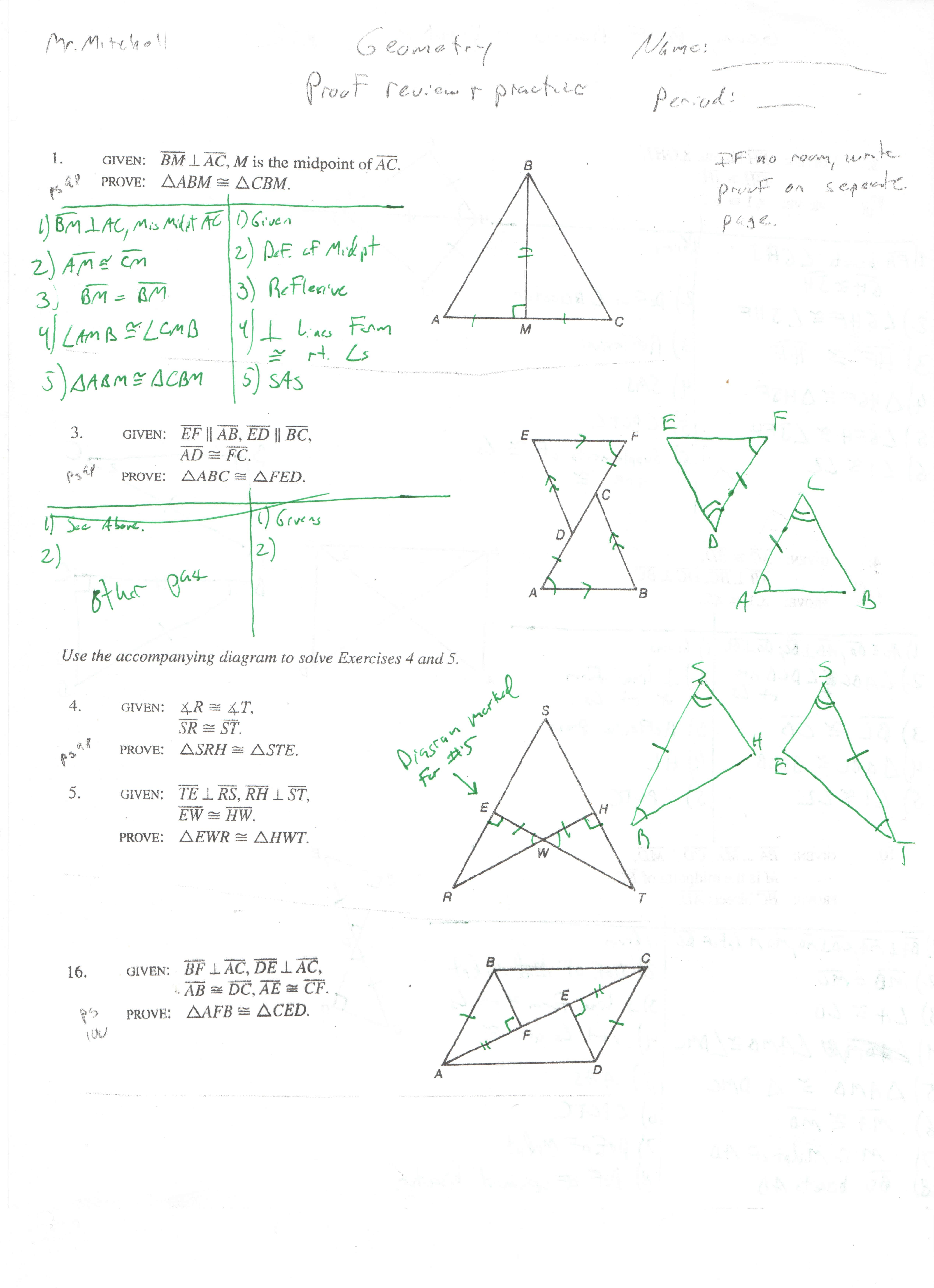 Angle Of Elevation Depression Trig Worksheet