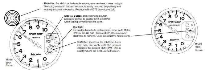 equus pro tach wiring diagram wiring diagram autometer tachometer wiring diagram images