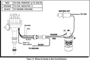 Msd ignition HELP!!!  Page 2  Vintage Mustang Forums