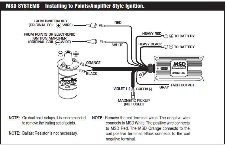 Msd 8360 Wiring Diagram - Facbooik.com