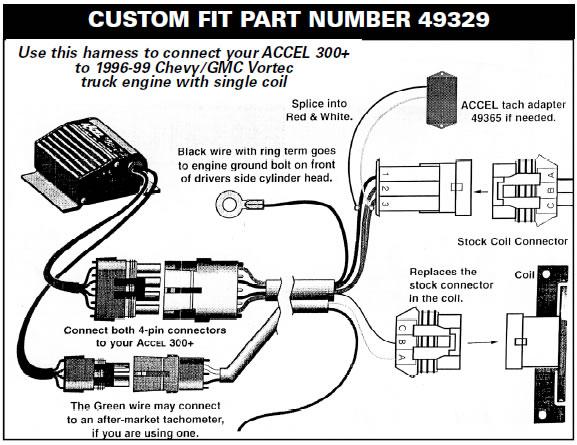 Accel Hei Distributor Wiring Diagram – Wirdig