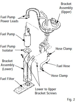 How to Install an Edelbrock Fuel Pump  255LPH on Your 19851997 50L or V6 Mustang, or 1993