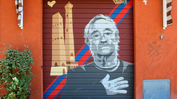 Murales Lucio Dalla a Bologna | Numerosette Magazine