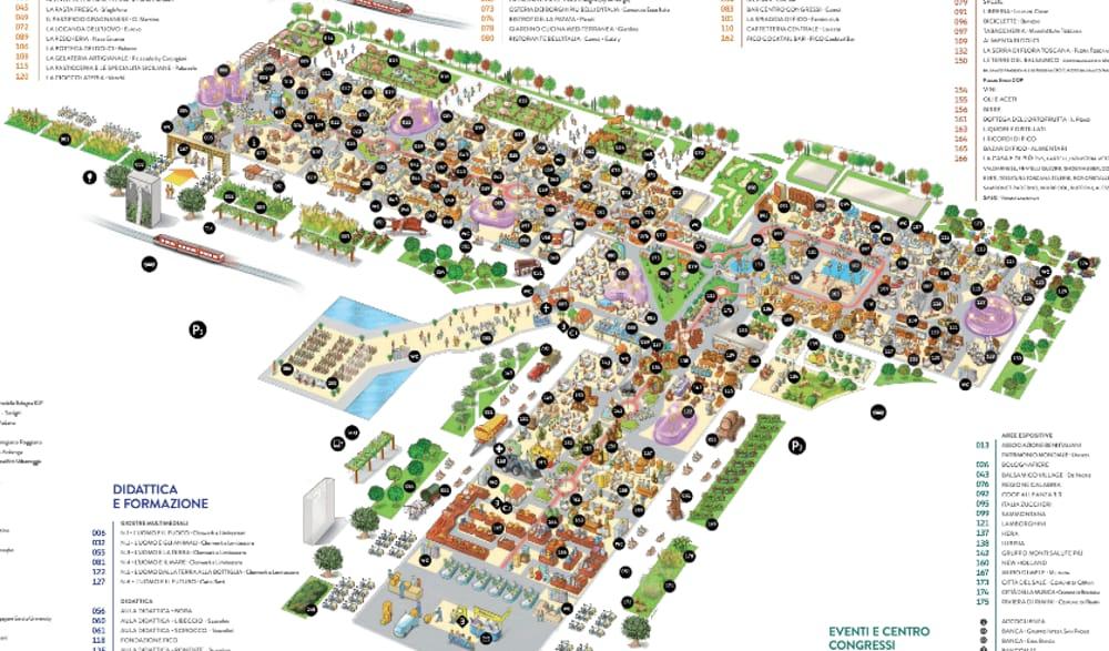 Fico Eataly World La Guida Per Il Parco Agroalimentare Di