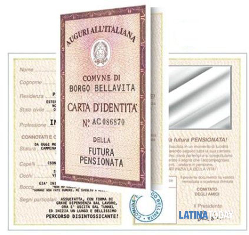 Informazioni Per Ottenere La Carta Didentità Nel Comune Di