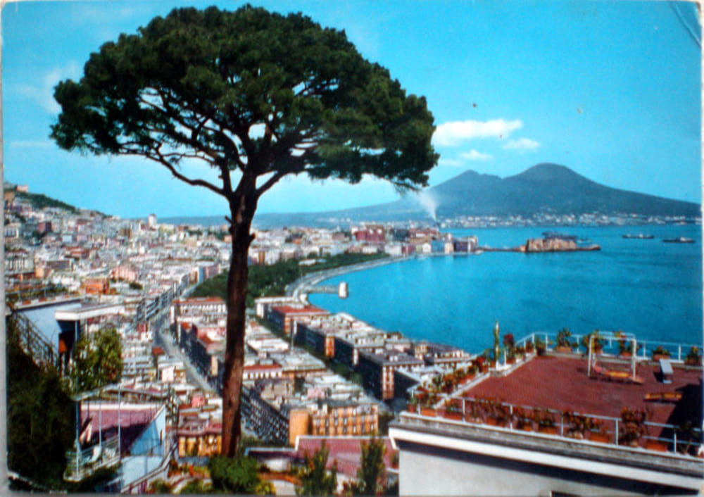 Image result for cartolina napoli