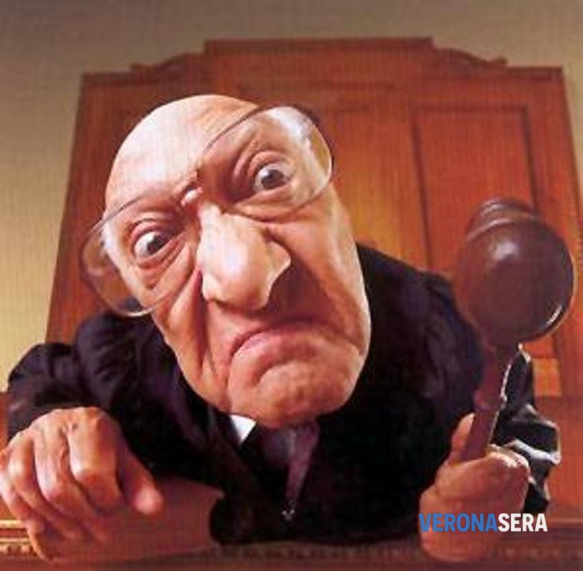 Risultati immagini per il giudice cattivo