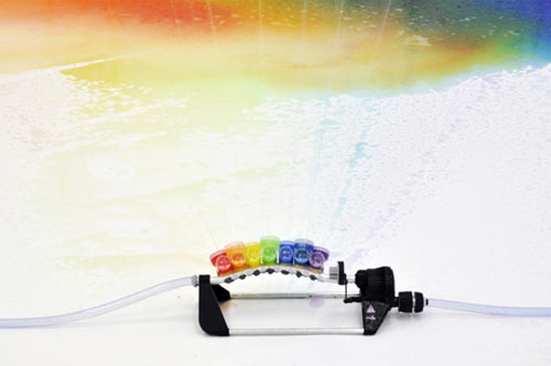 Need A Pick Me Up? Paint A Rainbow