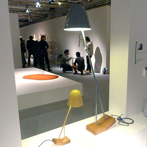 IMM Cologne: [D3] Design Talents in news events home furnishings Category
