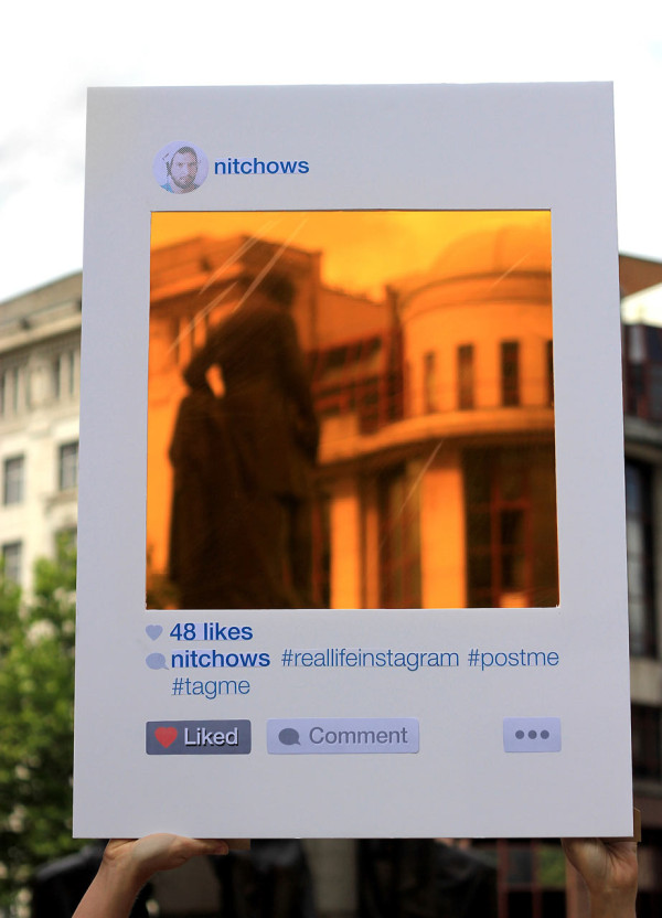 Real Life Instagram by Bruno Ribeiro in art  Category