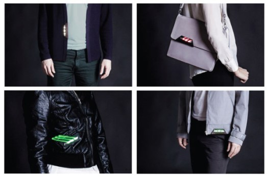 Vega Edge: A Wearable Light That Works with Any Wardrobe in technology style fashion Category