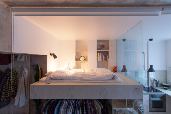 Small Stockholm Apartment Lets Its Past Take The Stage in main interior design architecture  Category