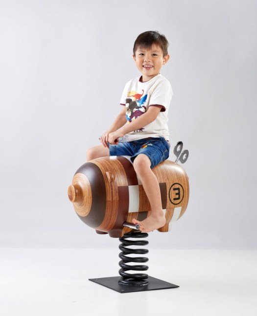 Icons-Of-Sembawang-Rocking-Chairs-3-Kid-on-piglet