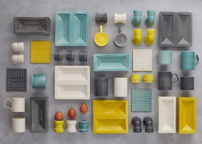 StolenForm's Ceramics Take Inspiration from Materials Found on the Streets