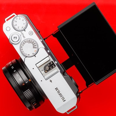 Fujifilm X-E4 review: small size, big image quality