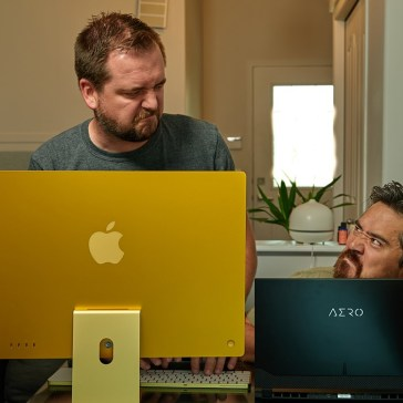 Apple M1 iMac vs. Intel PC for photo/video