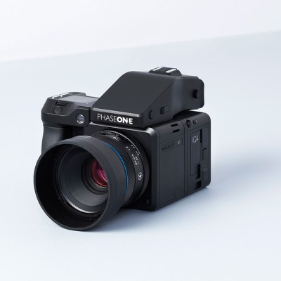 Our new reference camera: Phase One XF IQ4 150MP added to studio test scene