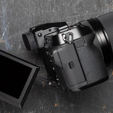 Scoring explained: Why we think the Fujifilm GFX 100S' peers are cameras half its price (NOT the Sony a1)