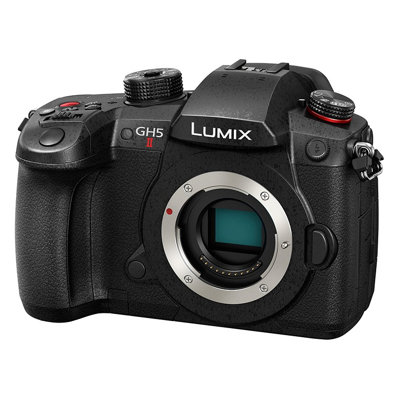 Panasonic lowers price and boosts spec for Lumix DC-GH5 II