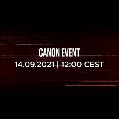 Canon teases September 14 launch event, calls is 'the most exciting announcement of the year'