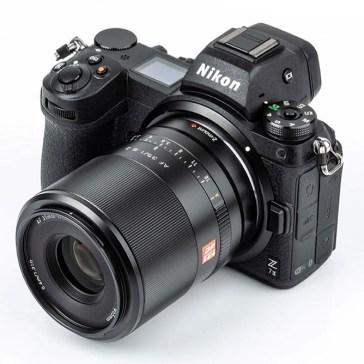 Viltrox announces $399 35mm F1.8 autofocus lens for Nikon Z mount cameras