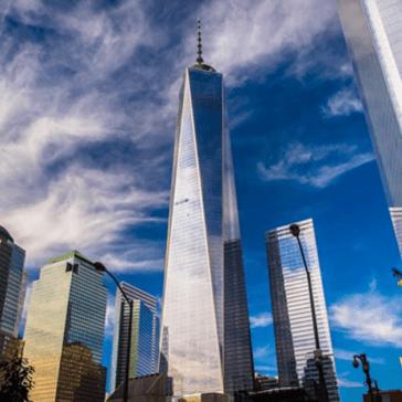 Drone flies into a skyscraper in New York City's World Trade Center complex, pilot in custody