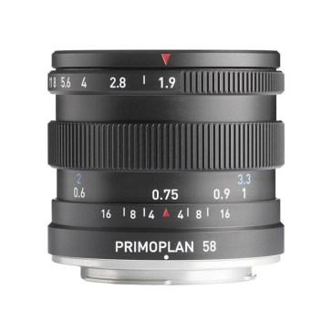 Meyer Optik Görlitz announces the Primoplan 58mm F1.9 II lens for $899