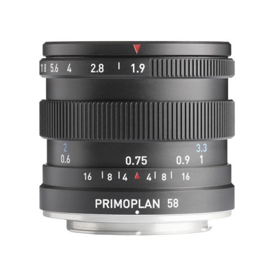 Meyer Optik Görlitz announces the Primoplan 58mm F1.9 II lens for $899