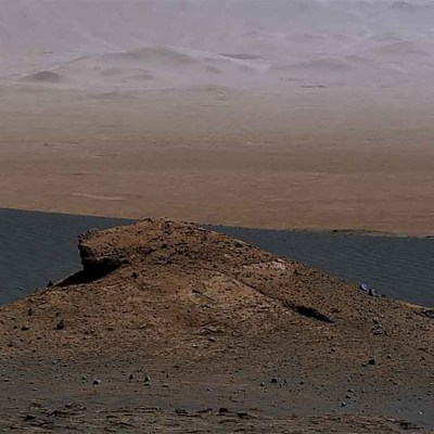 Video: Curiosity rover captures 360-degree panorama of Mount Sharp on Mars, showing changing landscape